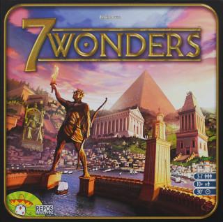 7 Wonders - angol kiadás Ajándéktárgyak