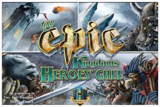 Tiny Epic Kingdoms: Heroes' Call kiegészítő Ajándéktárgyak