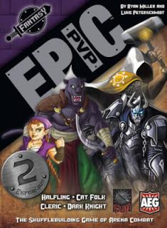 Epic PVP: Fantasy - Cat Folk/Halfling/Cleric/Dark Knight kiegészítő Ajándéktárgyak