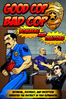Good Cop, Bad Cop: Bombers and Traitors kiegészítõ AJÁNDÉKTÁRGY