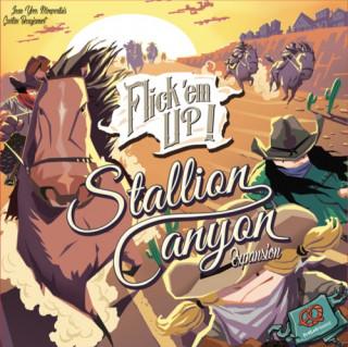 Flick 'em Up! - Stallion Canyon kiegészítõ AJÁNDÉKTÁRGY