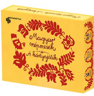 Magyar Népmesék kártyajáték AJÁNDÉKTÁRGY