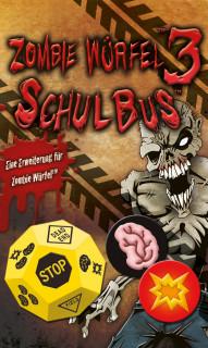 Zombie Würfel 3: Schulbus (Zombie Dice kiegészítõ) Ajándéktárgyak