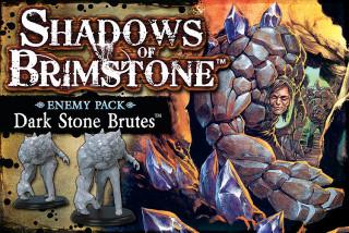 Shadows of Brimstone: Dark Stone Brutes Enemy Pack kiegészítő Ajándéktárgyak