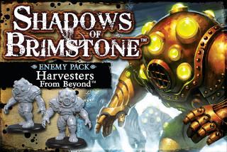 Shadows of Brimstone: Harvesters from Beyond Enemy Pack kiegészítő Ajándéktárgyak