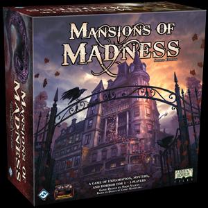 Mansions of Madness 2. kiadás Ajándéktárgyak