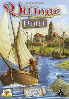 Village: Nemzedékek játéka - Village Port kiegészítõ Ajándéktárgyak