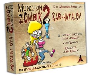 Munchkin Zombik 2 - Kar-hatalom Ajándéktárgyak