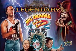 Legendary: Big Trouble in Little China Deck Building Game Ajándéktárgyak