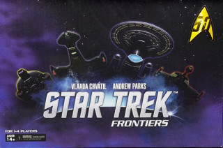 Star Trek: Frontiers Ajándéktárgyak