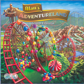 Alan's Adventureland Ajándéktárgyak