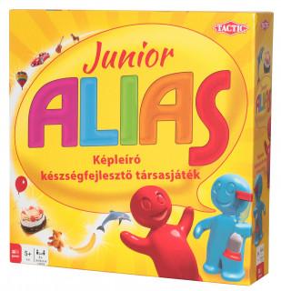 Junior Alias társasjáték Ajándéktárgyak