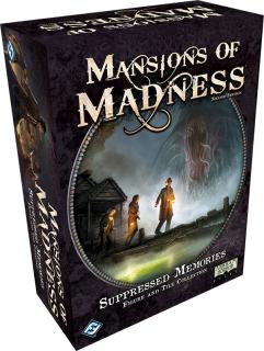 Mansions of Madness 2. kiadás - Suppressed Memories kiegészítő Ajándéktárgyak