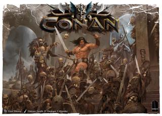 Conan (angol nyelvű) Ajándéktárgyak