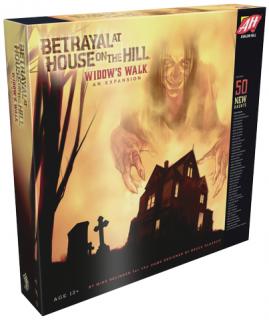 Betrayal at House on the Hill: Widow's Walk kiegészítő Ajándéktárgyak
