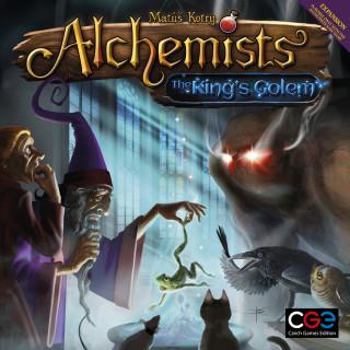 Alchemists: The King's Golem kiegészítő Ajándéktárgyak