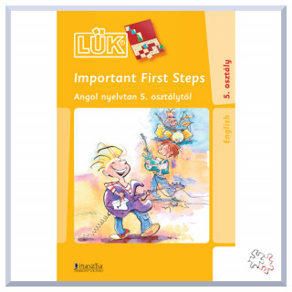 Lük 24 - Agyaló - Important first steps 5. o. Ajándéktárgyak