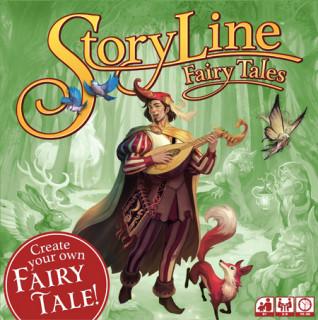Storyline: Fairy Tales AJÁNDÉKTÁRGY