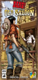 Bang! The Dice Game - Old Saloon kiegészítõ Ajándéktárgyak