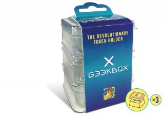 GeekBox Ajándéktárgyak