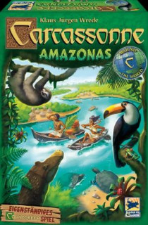 Carcassonne: Amazonas Ajándéktárgyak