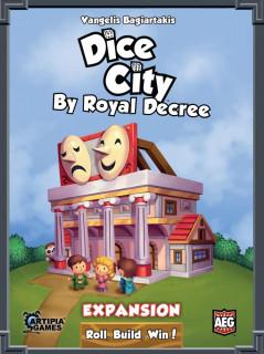 Dice City: By Royal Decree kiegészítõ Ajándéktárgyak