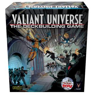 Valiant Universe: Legends Rising Ajándéktárgyak