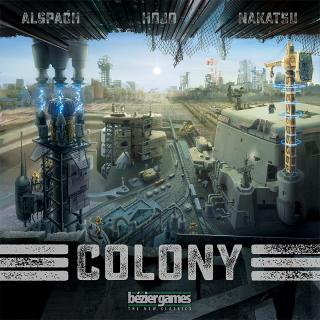 Colony Ajándéktárgyak