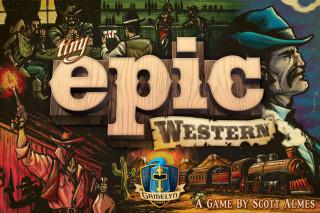 Tiny Epic Western Ajándéktárgyak