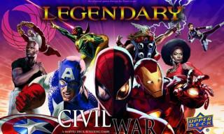 Legendary: Civil War Ajándéktárgyak