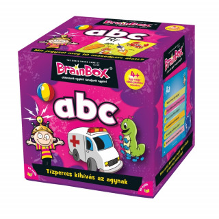 Brainbox - ABC Ajándéktárgyak