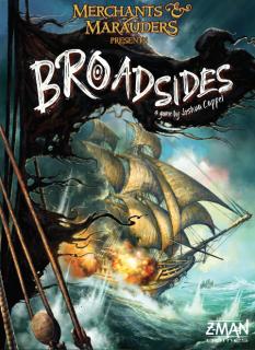 Merchants and Marauders: Broadsides Ajándéktárgyak
