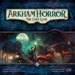 Arkham Horror LCG Core Set AJÁNDÉKTÁRGY
