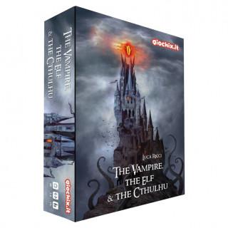 The Vampire, the Elf and the Cthulhu (angol nyelvű) Ajándéktárgyak