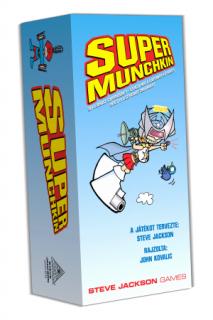 Super Munchkin Ajándéktárgyak