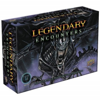 Legendary Encounters: An Alien Deck Building Game Expansion Ajándéktárgyak
