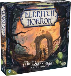 Eldritch Horror: The Dreamlands kiegészítő Ajándéktárgyak