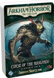 Arkham Horror LCG: Curse of the Rougarou Scenario Pack Ajándéktárgyak