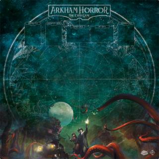 Arkham Horror Playmat: Countless Terrors (1-4 fõs) Ajándéktárgyak