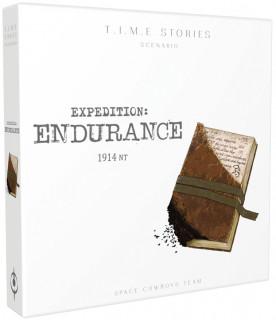 T.I.M.E. Stories (Time Stories) - Expedition: Endurance kiegészítõ Ajándéktárgyak