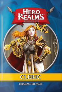 Hero Realms Character Pack: Cleric Ajándéktárgyak