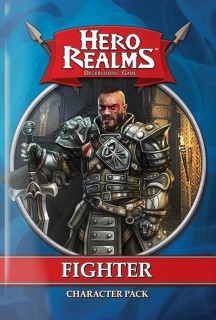 Hero Realms Character Pack: Fighter Ajándéktárgyak