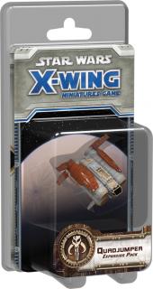 Star Wars X-Wing: Quadjumper expansion pack Ajándéktárgyak