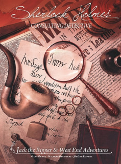 Sherlock Holmes Consulting Detective: Jack the Ripper & West End Adventures Ajándéktárgyak