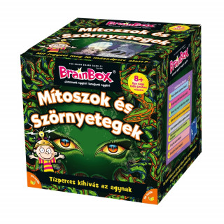 Brainbox - Mítoszok és szörnyetegek Ajándéktárgyak