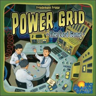Funkenschlag: Das Kartenspiel Ajándéktárgyak