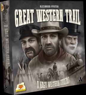 Great Western Trail - A nagy western utazás Ajándéktárgyak