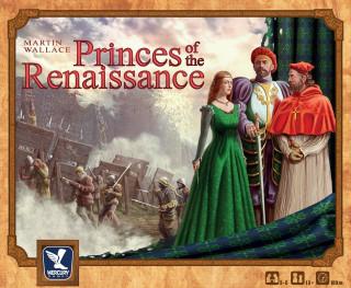 Princes of the Renaissance Ajándéktárgyak