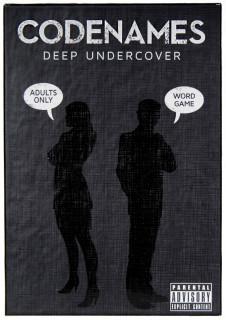 Codenames: Deep Undercover AJÁNDÉKTÁRGY