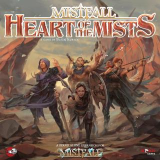 Mistfall: Heart of the Mists Ajándéktárgyak